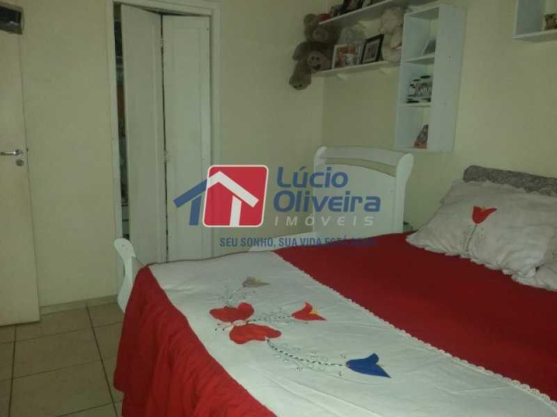 5-Quarto casal e closed - Apartamento à venda Estrada do Barro Vermelho,Rocha Miranda, Rio de Janeiro - R$ 195.000 - VPAP21649 - 6