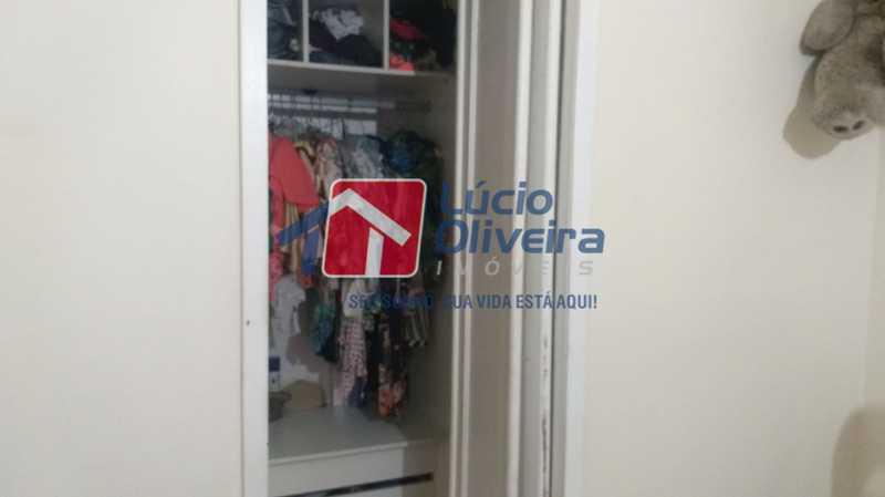 closed - Apartamento à venda Estrada do Barro Vermelho,Rocha Miranda, Rio de Janeiro - R$ 195.000 - VPAP21649 - 13