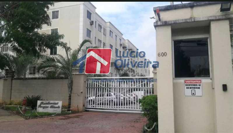Portaria - Apartamento à venda Estrada do Barro Vermelho,Rocha Miranda, Rio de Janeiro - R$ 195.000 - VPAP21649 - 19