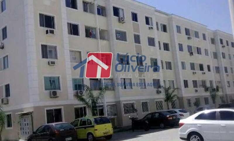Vista Interna condominio - Apartamento à venda Estrada do Barro Vermelho,Rocha Miranda, Rio de Janeiro - R$ 195.000 - VPAP21649 - 20