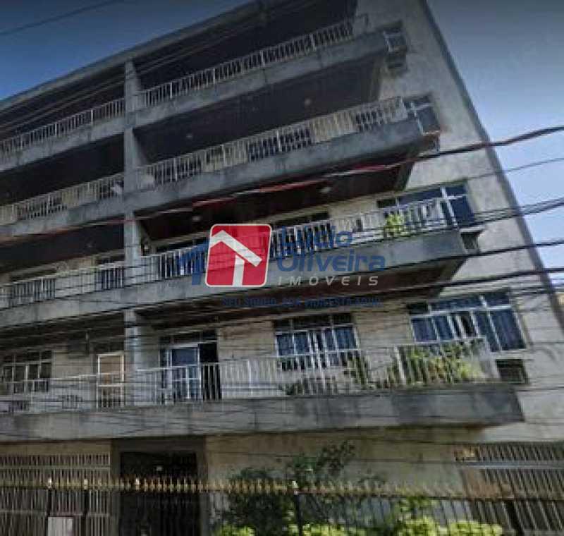 1-Frente Prédio - Apartamento à venda Rua Filomena Nunes,Olaria, Rio de Janeiro - R$ 630.000 - VPAP30420 - 1