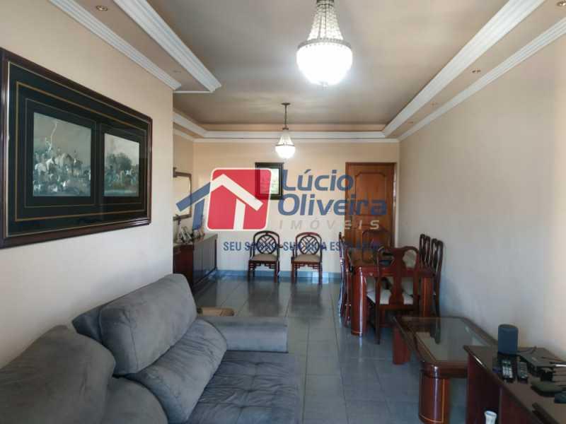 2- Sala Ambiente - Apartamento à venda Rua Filomena Nunes,Olaria, Rio de Janeiro - R$ 630.000 - VPAP30420 - 3