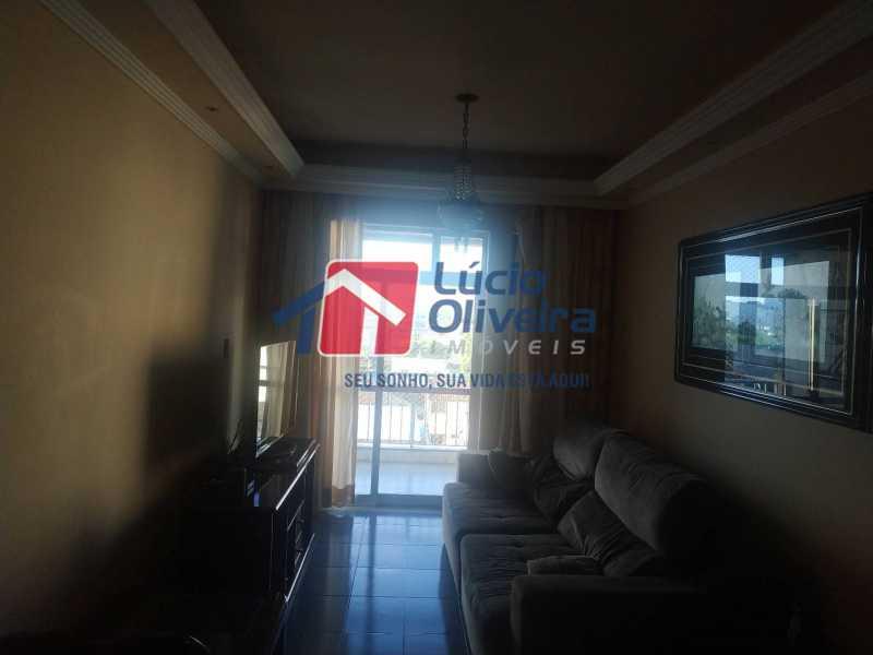3-SALA ambiente - Apartamento à venda Rua Filomena Nunes,Olaria, Rio de Janeiro - R$ 630.000 - VPAP30420 - 4