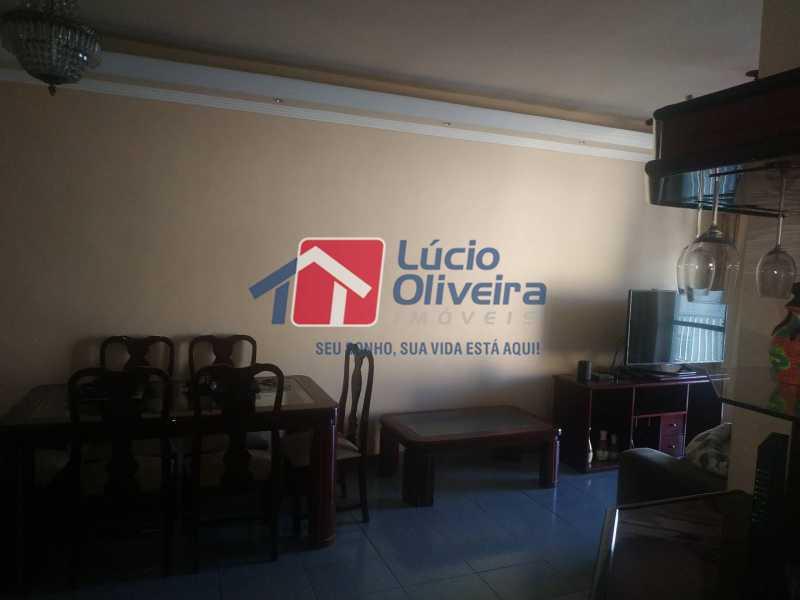 4-Sala  Jantar - Apartamento à venda Rua Filomena Nunes,Olaria, Rio de Janeiro - R$ 630.000 - VPAP30420 - 5