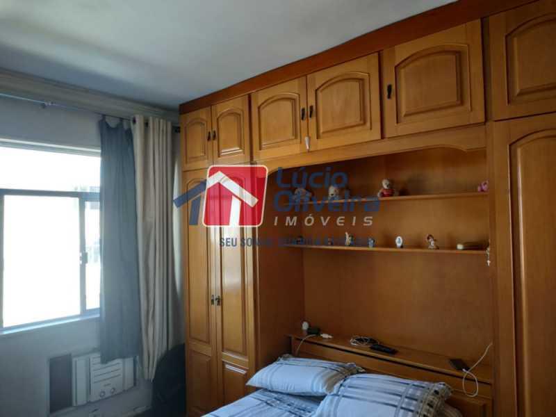 8-QUARTO Casal SUITE 1 - Apartamento à venda Rua Filomena Nunes,Olaria, Rio de Janeiro - R$ 630.000 - VPAP30420 - 9