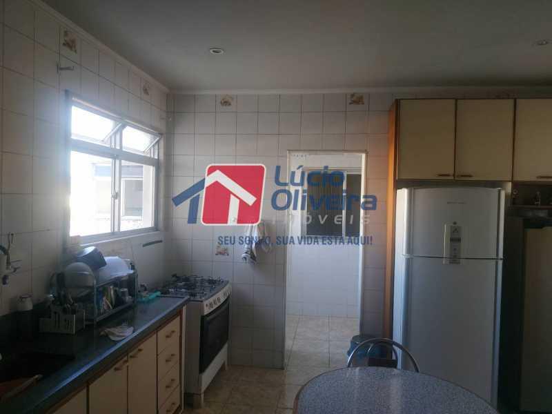 14-COZINHA 1 - Apartamento à venda Rua Filomena Nunes,Olaria, Rio de Janeiro - R$ 630.000 - VPAP30420 - 15