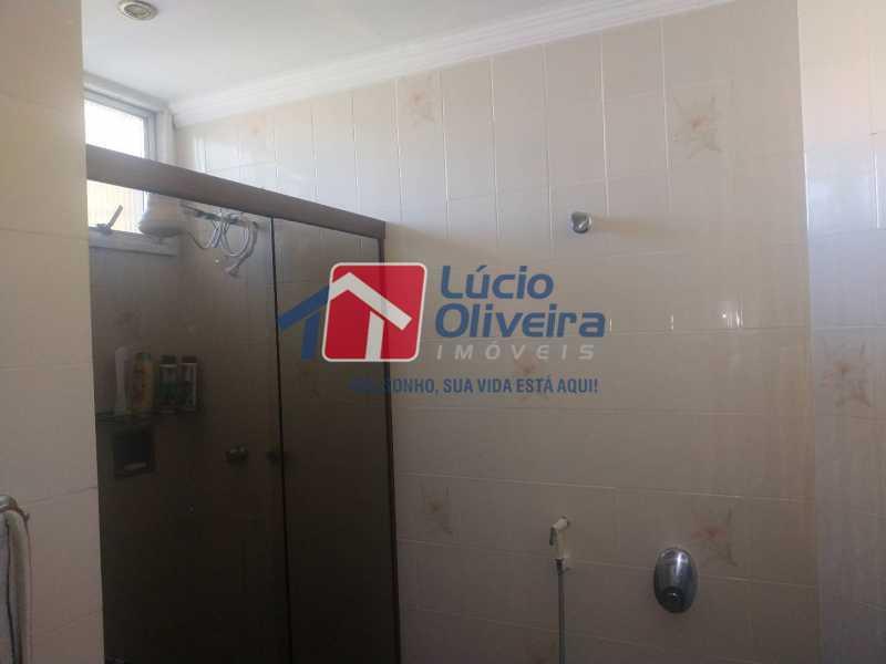 15-BANHEIRO 2 - Apartamento à venda Rua Filomena Nunes,Olaria, Rio de Janeiro - R$ 630.000 - VPAP30420 - 16