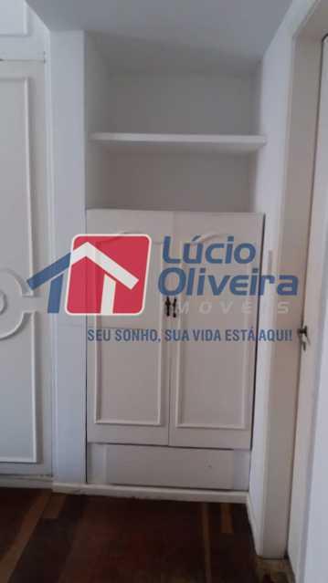 06- Quarto C. - Apartamento à venda Rua Uruguai,Tijuca, Rio de Janeiro - R$ 610.000 - VPAP30421 - 7