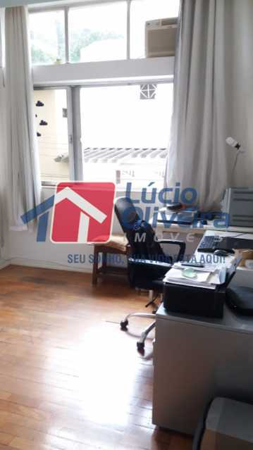 10- Quarto S. - Apartamento à venda Rua Uruguai,Tijuca, Rio de Janeiro - R$ 610.000 - VPAP30421 - 11