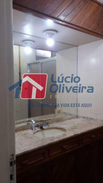 11- BH Social - Apartamento à venda Rua Uruguai,Tijuca, Rio de Janeiro - R$ 610.000 - VPAP30421 - 12