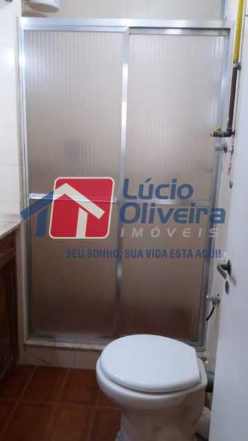 12- BH Social - Apartamento à venda Rua Uruguai,Tijuca, Rio de Janeiro - R$ 610.000 - VPAP30421 - 13
