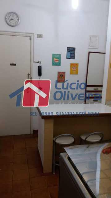 16- Cozinha - Apartamento à venda Rua Uruguai,Tijuca, Rio de Janeiro - R$ 610.000 - VPAP30421 - 18