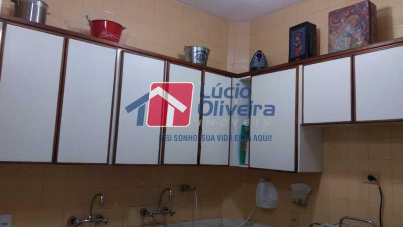 18- Cozinha - Apartamento à venda Rua Uruguai,Tijuca, Rio de Janeiro - R$ 610.000 - VPAP30421 - 20