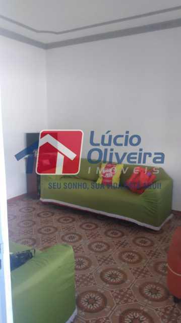 fto1 - Casa de Vila à venda Estrada Intendente Magalhães,Campinho, Rio de Janeiro - R$ 340.000 - VPCV20071 - 1