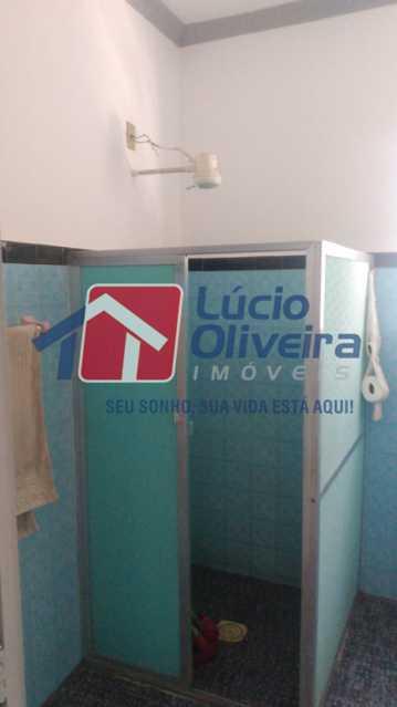 fto3 - Casa de Vila à venda Estrada Intendente Magalhães,Campinho, Rio de Janeiro - R$ 340.000 - VPCV20071 - 4