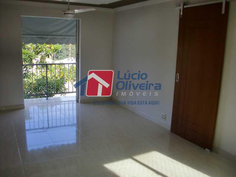 1- Sala ambiente - Apartamento à venda Rua Salomão Filho,Marechal Hermes, Rio de Janeiro - R$ 270.000 - VPAP21650 - 1
