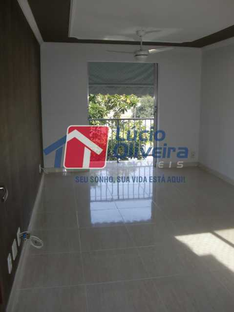 2-Sala ambiente - Apartamento à venda Rua Salomão Filho,Marechal Hermes, Rio de Janeiro - R$ 270.000 - VPAP21650 - 3