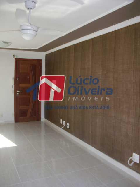 4- Sala ambiente - Apartamento à venda Rua Salomão Filho,Marechal Hermes, Rio de Janeiro - R$ 270.000 - VPAP21650 - 5