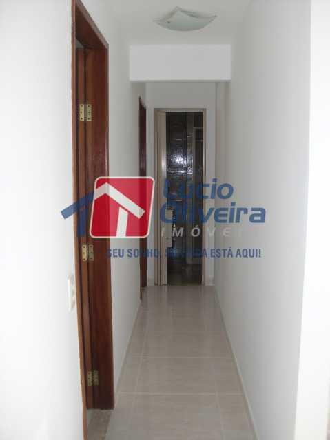 7-Circulação - Apartamento à venda Rua Salomão Filho,Marechal Hermes, Rio de Janeiro - R$ 270.000 - VPAP21650 - 8
