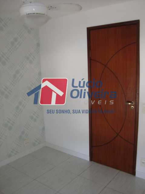 10-Quarto solteiro 1 - Apartamento à venda Rua Salomão Filho,Marechal Hermes, Rio de Janeiro - R$ 270.000 - VPAP21650 - 11