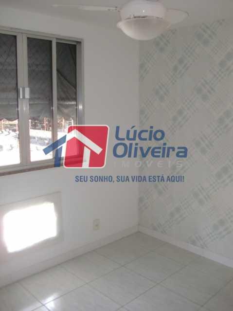 11-Quarto solteiro 2 - Apartamento à venda Rua Salomão Filho,Marechal Hermes, Rio de Janeiro - R$ 270.000 - VPAP21650 - 12