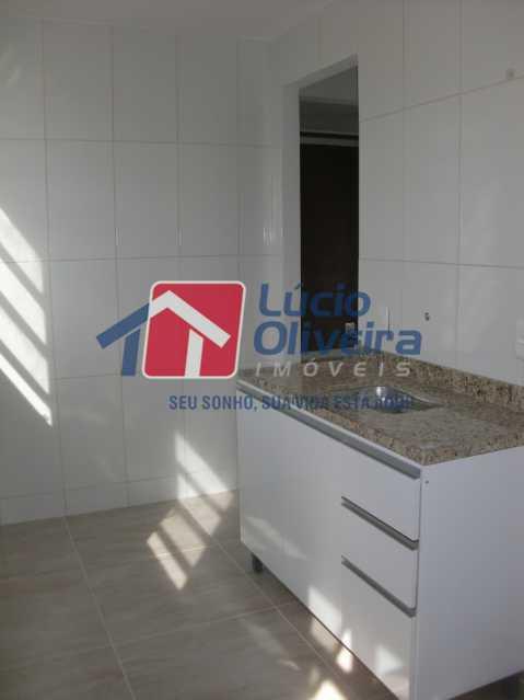 14-cozinha - Apartamento à venda Rua Salomão Filho,Marechal Hermes, Rio de Janeiro - R$ 270.000 - VPAP21650 - 15