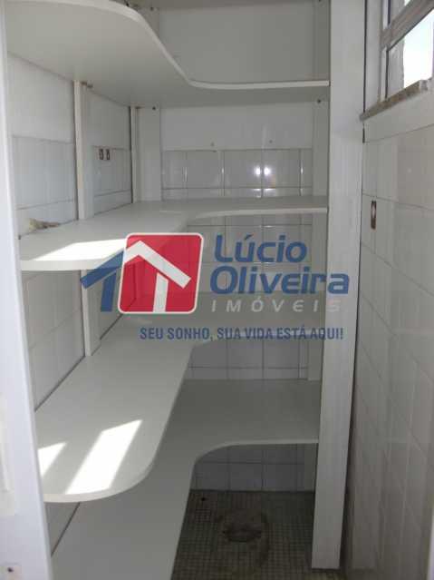 16-Dispensa - Apartamento à venda Rua Salomão Filho,Marechal Hermes, Rio de Janeiro - R$ 270.000 - VPAP21650 - 17