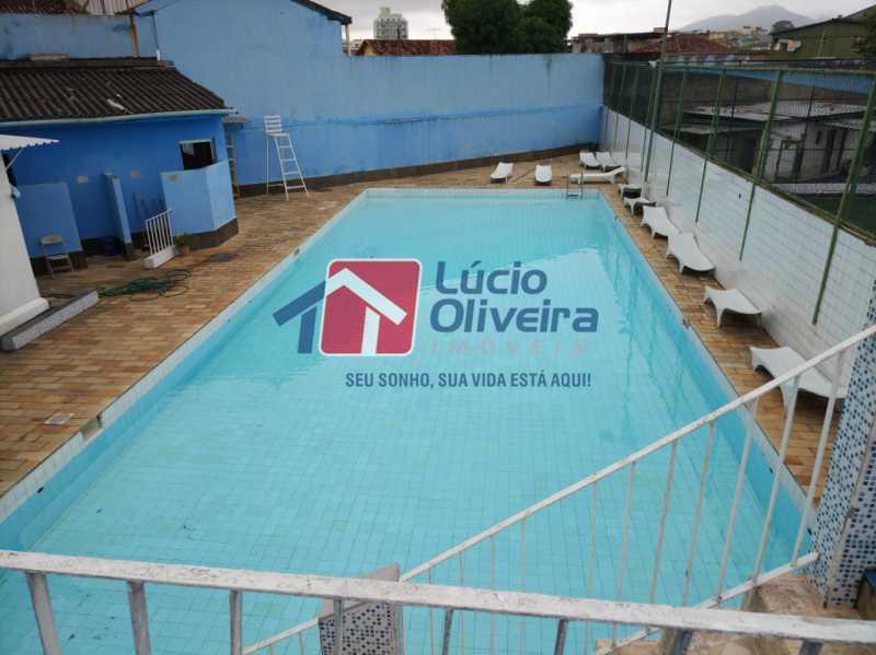 18-piscina - Apartamento à venda Rua Salomão Filho,Marechal Hermes, Rio de Janeiro - R$ 270.000 - VPAP21650 - 19