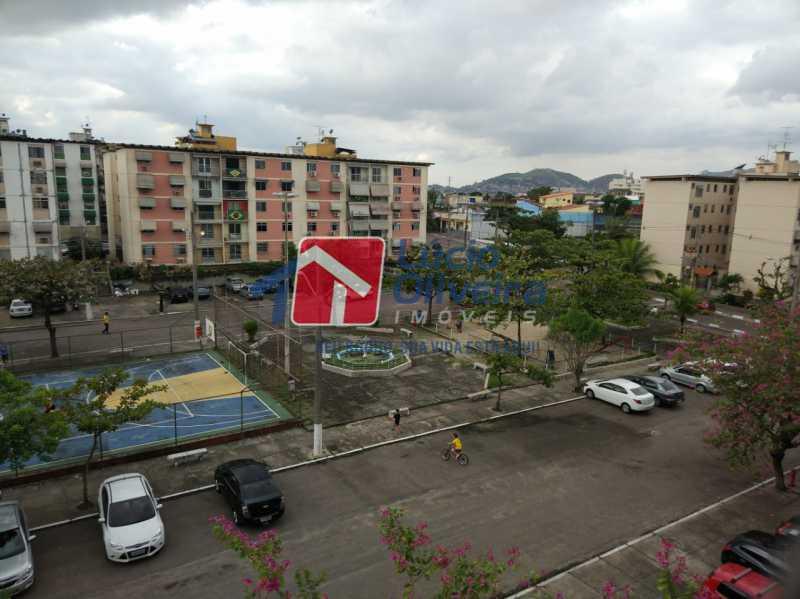 19-Garagem Parqueamento - Apartamento à venda Rua Salomão Filho,Marechal Hermes, Rio de Janeiro - R$ 270.000 - VPAP21650 - 20