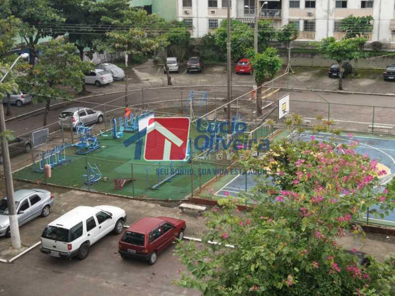 20-Areade lazer - Apartamento à venda Rua Salomão Filho,Marechal Hermes, Rio de Janeiro - R$ 270.000 - VPAP21650 - 21