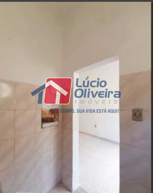 area de serviço - Apartamento à venda Rua Caetano da Silva,Cascadura, Rio de Janeiro - R$ 130.000 - VPAP10176 - 3