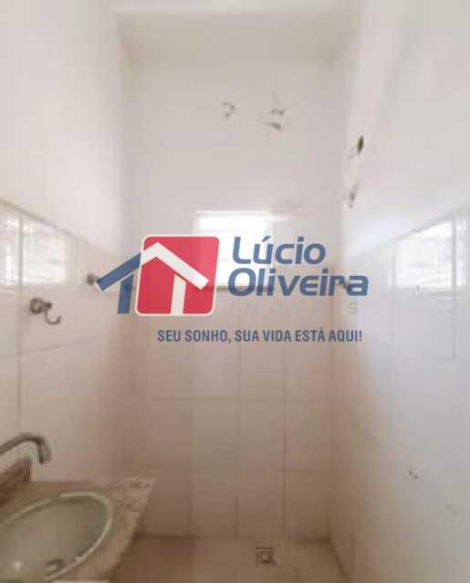 cozinha - Apartamento à venda Rua Caetano da Silva,Cascadura, Rio de Janeiro - R$ 130.000 - VPAP10176 - 5