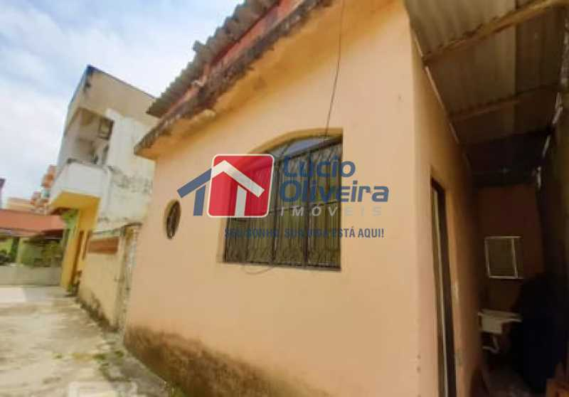 quintal - Apartamento à venda Rua Caetano da Silva,Cascadura, Rio de Janeiro - R$ 130.000 - VPAP10176 - 1