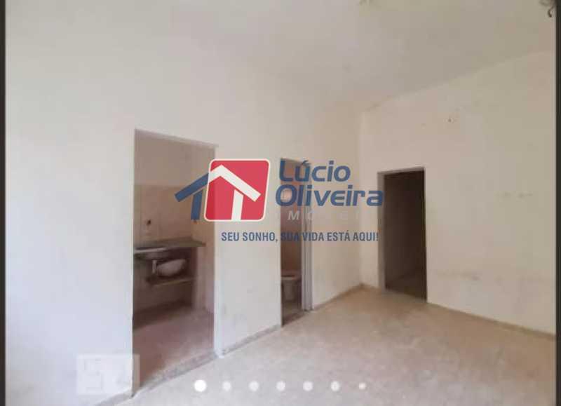 sala - Apartamento à venda Rua Caetano da Silva,Cascadura, Rio de Janeiro - R$ 130.000 - VPAP10176 - 6