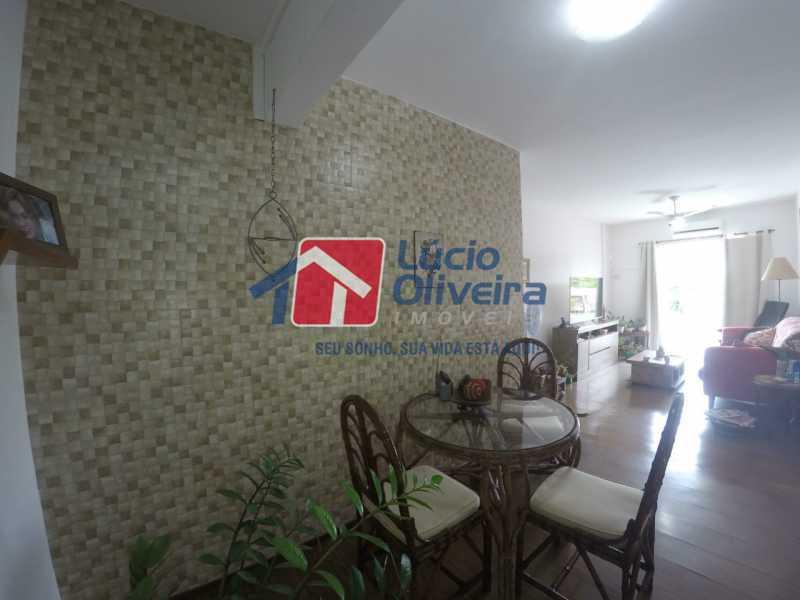 3-Sala ambiente - Apartamento à venda Rua Alberto Pasqualini,Pechincha, Rio de Janeiro - R$ 359.000 - VPAP30422 - 4