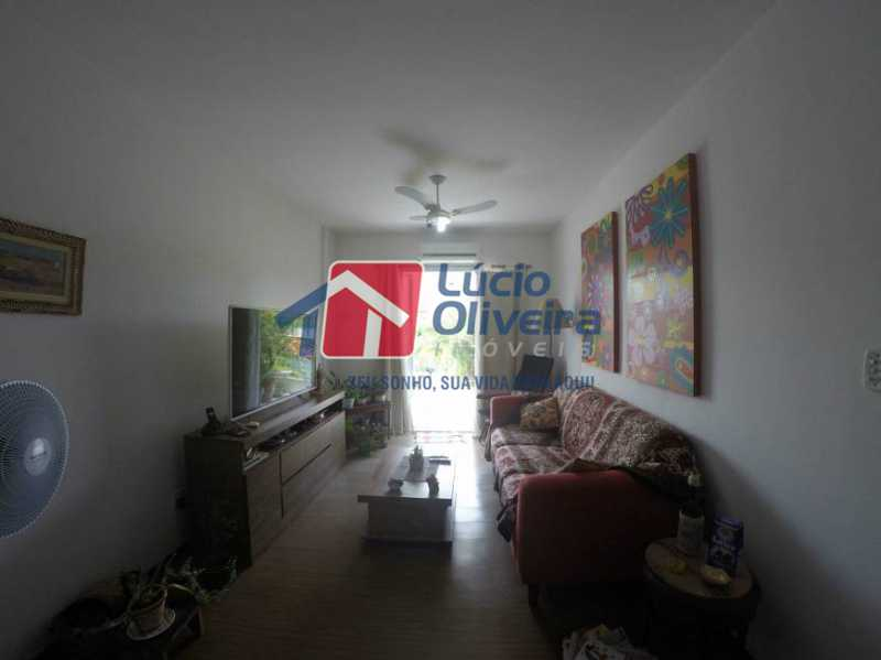 4- Sala ambiente - Apartamento à venda Rua Alberto Pasqualini,Pechincha, Rio de Janeiro - R$ 359.000 - VPAP30422 - 5