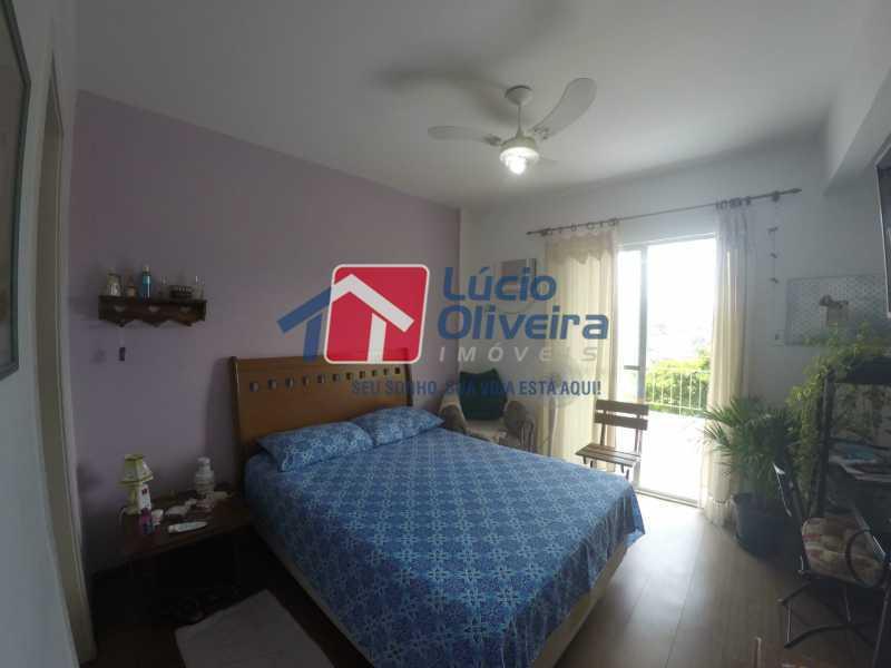 8-Quarto Casal acesso varanda - Apartamento à venda Rua Alberto Pasqualini,Pechincha, Rio de Janeiro - R$ 359.000 - VPAP30422 - 9