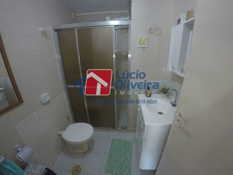 9-Banheiro social - Apartamento à venda Rua Alberto Pasqualini,Pechincha, Rio de Janeiro - R$ 359.000 - VPAP30422 - 10