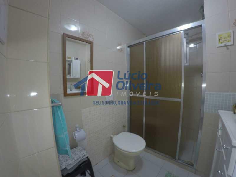 10- Banheiro Social - Apartamento à venda Rua Alberto Pasqualini,Pechincha, Rio de Janeiro - R$ 359.000 - VPAP30422 - 11