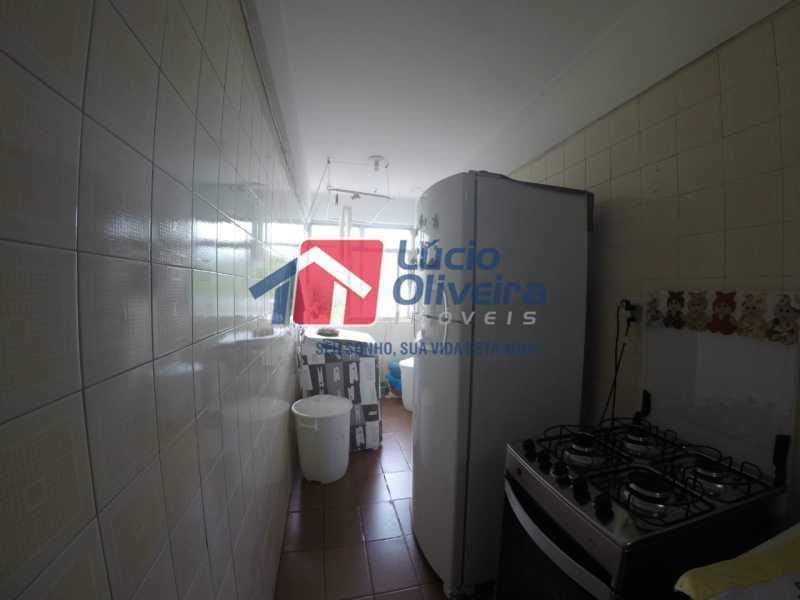 13-Cozinha - Apartamento à venda Rua Alberto Pasqualini,Pechincha, Rio de Janeiro - R$ 359.000 - VPAP30422 - 14