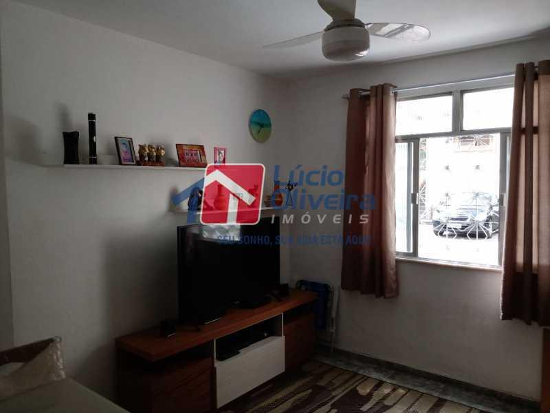 1-sala - Apartamento à venda Rua Paulo Pires,Tomás Coelho, Rio de Janeiro - R$ 245.000 - VPAP21651 - 1