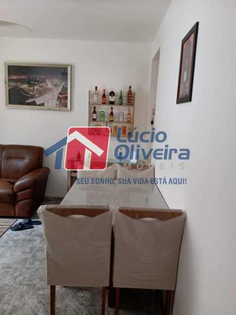 2-sala - Apartamento à venda Rua Paulo Pires,Tomás Coelho, Rio de Janeiro - R$ 245.000 - VPAP21651 - 3