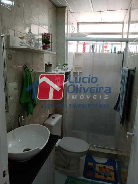 5-bh - Apartamento à venda Rua Paulo Pires,Tomás Coelho, Rio de Janeiro - R$ 245.000 - VPAP21651 - 6