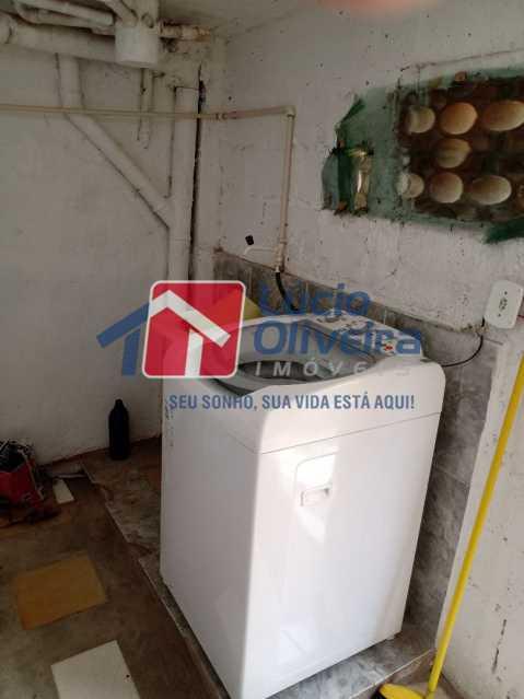 7-area de servico - Apartamento à venda Rua Paulo Pires,Tomás Coelho, Rio de Janeiro - R$ 245.000 - VPAP21651 - 8