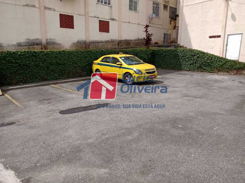 8-garagem - Apartamento à venda Rua Paulo Pires,Tomás Coelho, Rio de Janeiro - R$ 245.000 - VPAP21651 - 9
