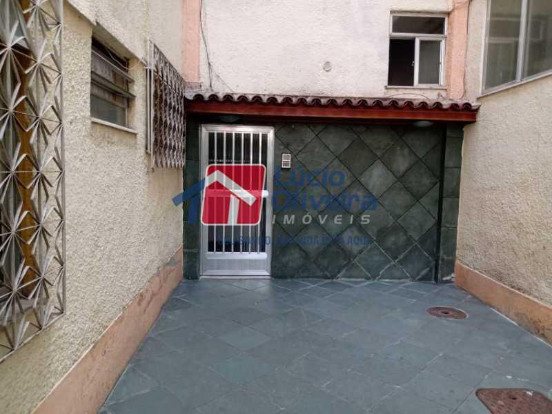 10-area externa - Apartamento à venda Rua Paulo Pires,Tomás Coelho, Rio de Janeiro - R$ 245.000 - VPAP21651 - 11