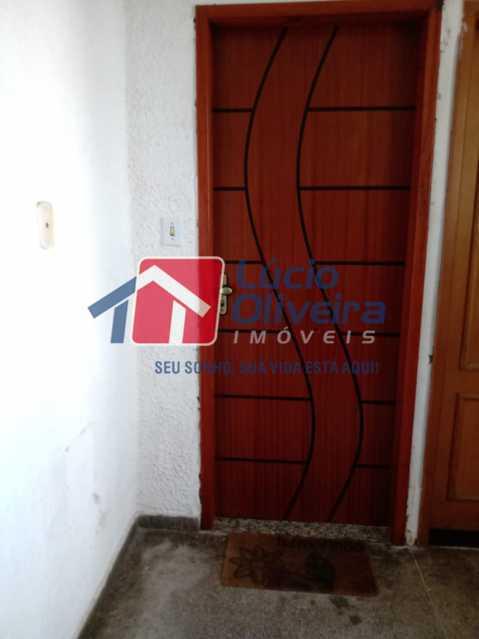 11-entrada - Apartamento à venda Rua Paulo Pires,Tomás Coelho, Rio de Janeiro - R$ 245.000 - VPAP21651 - 12