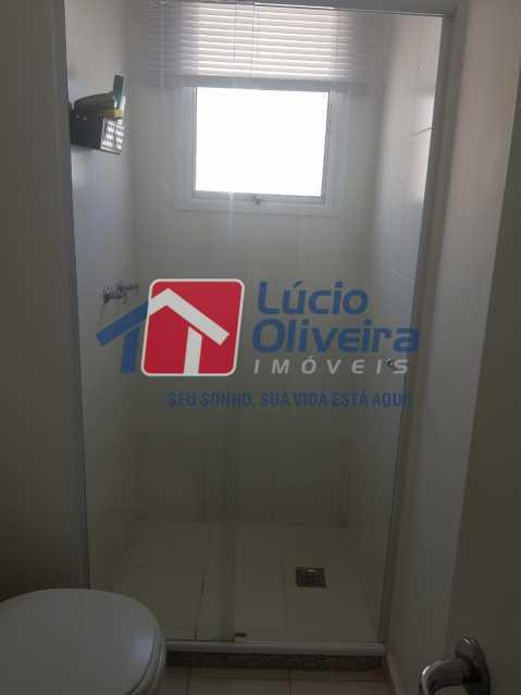 Banheiro Social. - Cobertura à venda Rua Bernardo Taveira,Vila da Penha, Rio de Janeiro - R$ 769.000 - VPCO30035 - 9