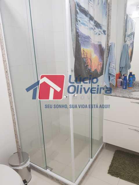 Banheiro Suite - Cobertura à venda Rua Bernardo Taveira,Vila da Penha, Rio de Janeiro - R$ 769.000 - VPCO30035 - 15