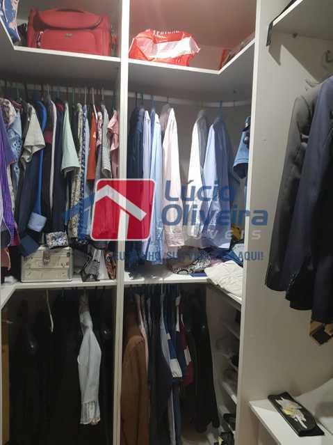 Closet Suite - Cobertura à venda Rua Bernardo Taveira,Vila da Penha, Rio de Janeiro - R$ 769.000 - VPCO30035 - 12